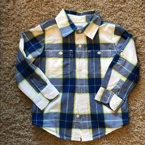 GAP Shirts & Tops - Baby Gap button down shirt